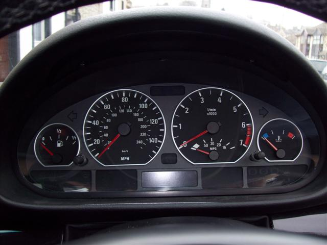 Instrument Cluster LED Conversion (pics) - E46Fanatics
